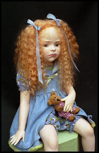 One of a kind doll....