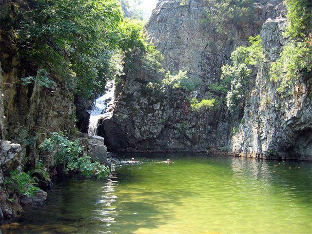 Vathres #Samothraki island #Greece