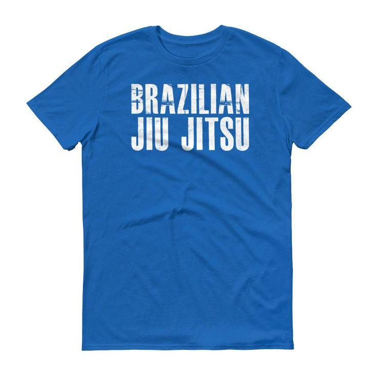 Brazilian Jiu Jitsu Shirt Funny Gift for Men
