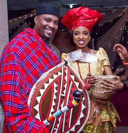 Wedding Kenya and Nigeria