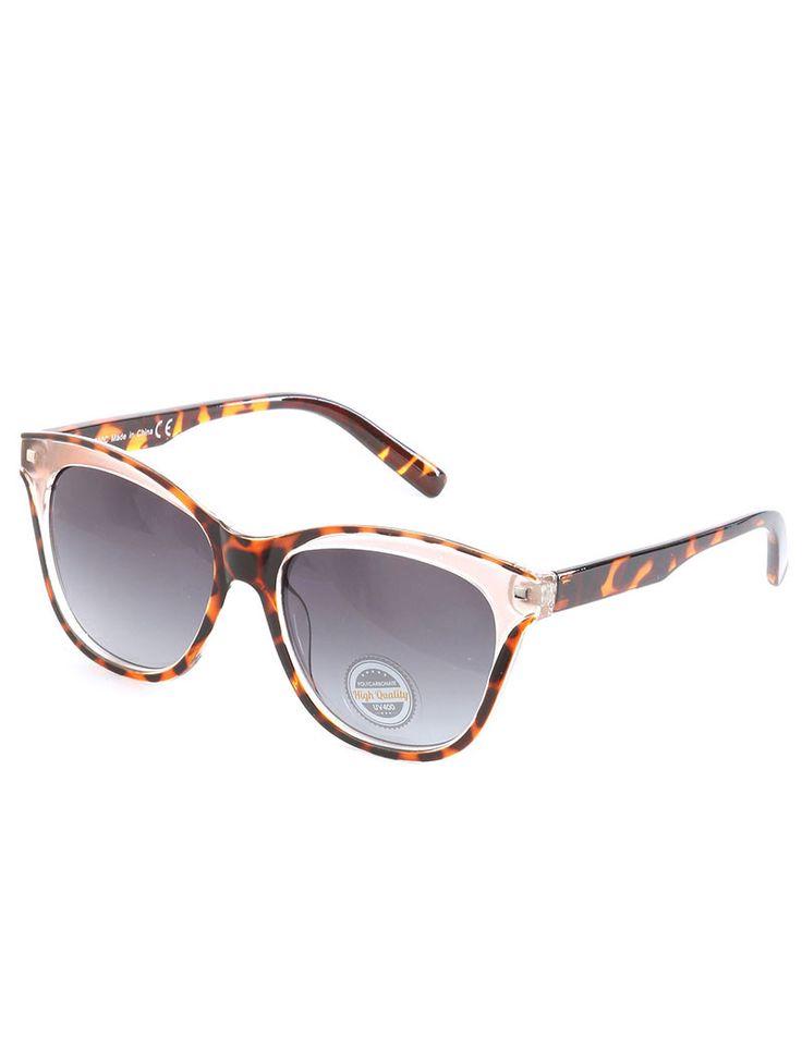 Wayfarer Sunglasses JDA9560BROBLK