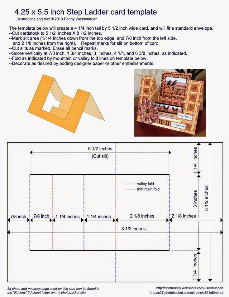 касается схемы для открытки раскладушки выборе домашних