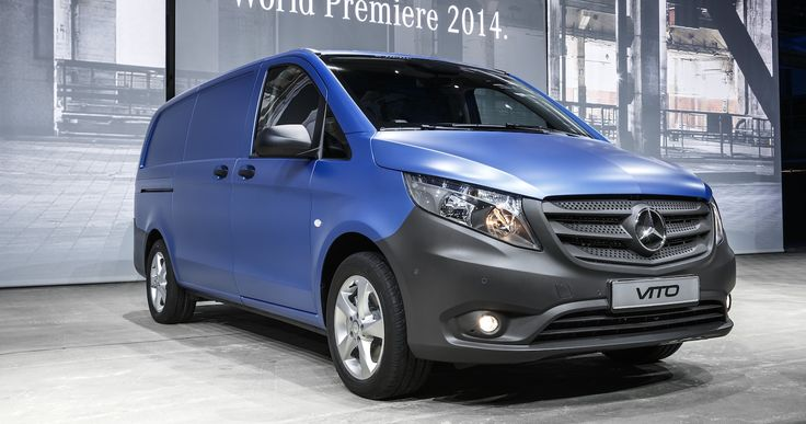 2015 Mercedes-Benz Vito revealed - http://www.caradvice.com.au/299240/2015-mercedes-benz-vito-revealed/