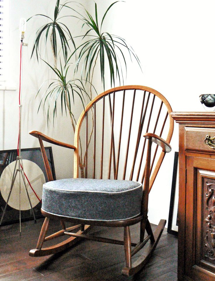 1960s Ercol Rocking Chair