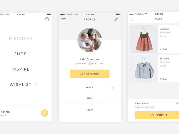 Kide mobile app by Scytale