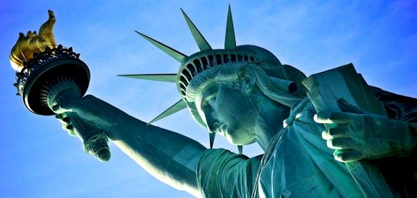 """""""We're no longer in the age of the Statue of Liberty; a poem shouldn't guide our immigration policy...."""" Known for his advocacy of borders, language and culture, Michael Savage praised the president's endorsement of a plan to curb legal immigration, focusing on a merit-based system."""