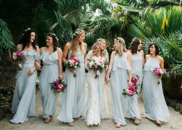 Whimsical wedding featured on Junebug Weddings featuring an Essense of Australia wedding gown by Angela Winsor Photography