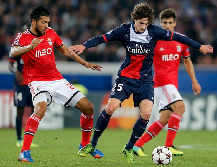 Manchester United eye move for Paris Saint-Germain youngster Adrien Rabiot.