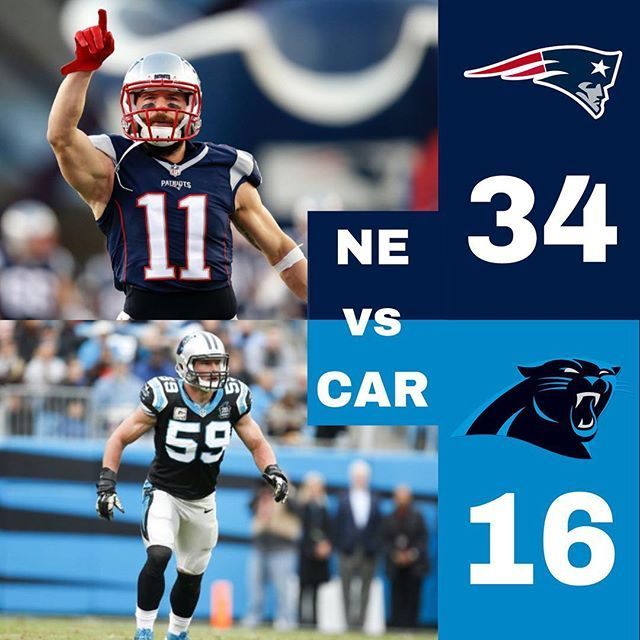 Season Prediction: Week 4, Carolina Panthers at New England Patriots - This game will be close at first but then the Patriots will pull away in the 2nd half. Carolina's defense just simply won't be able to defend the Patriots overpowered offense. Brandin Cooks will have a huge game, along with Rob Gronkowski. The Patriots defense will be shaky at first but will then cause a couple turnovers resulting in easy points for Brady and company. - Score Prediction: 34-16 Patriots - Tom Brady's…