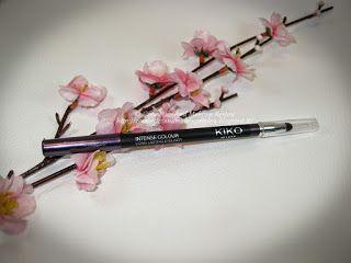 [Review] KIKO - Intense Colour Long Lasting Eyeliner n.13 Viola perlato