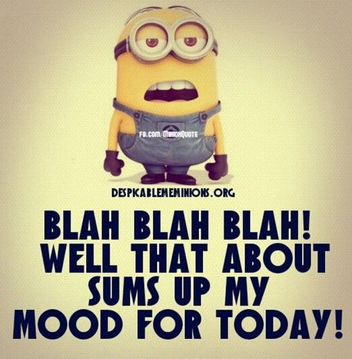 Funny Minion quotes funny 072
