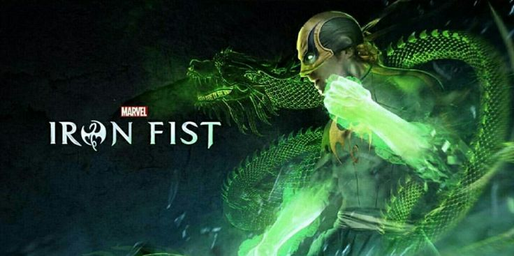 Iron Fist Netflix poster by Bosslogic