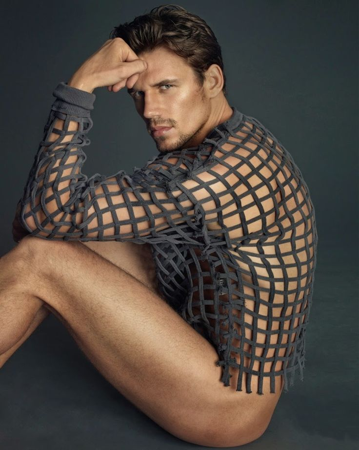 Male Sweater Tips and Models