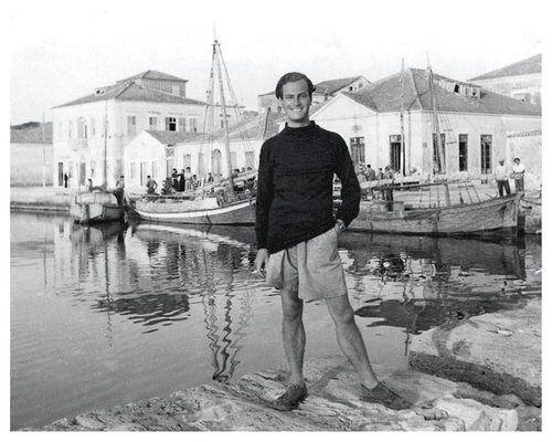 A Different Stripe — Patrick Leigh Fermor's 100th Birthday
