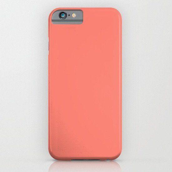 Salmon iphone case, smartphone