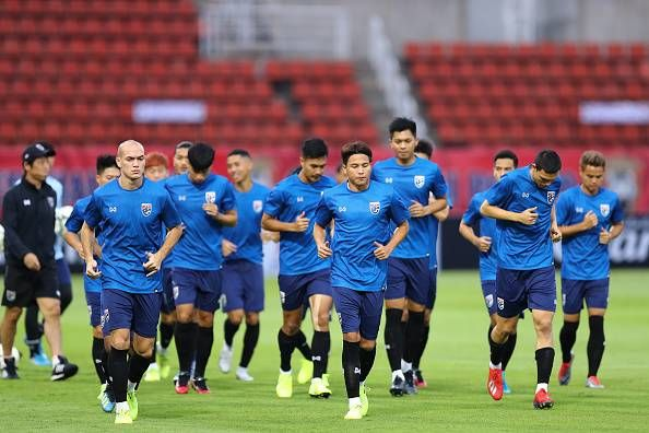 Thailand S World Cup Qualifying Schedule Determined Football Tribe Asia In 2020 World Cup Thailand Football