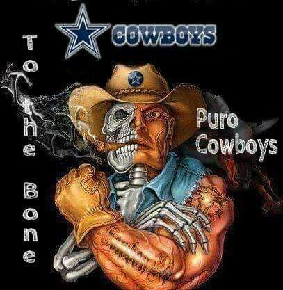 Los Vaqueros de Dallas...¡si´!