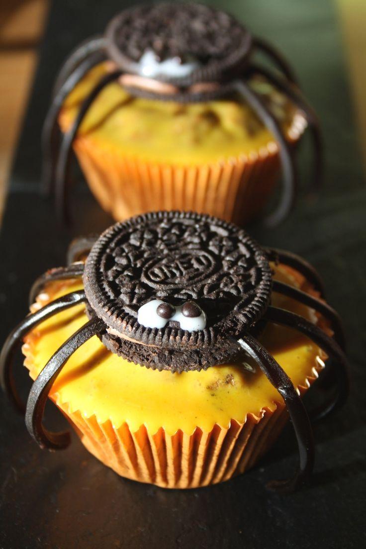 Ehi tu, ragno-biscotto, non avrai il mio muffin!