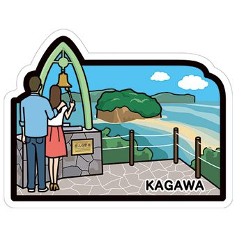 gotochi postcard route des anges de Shôdoshima