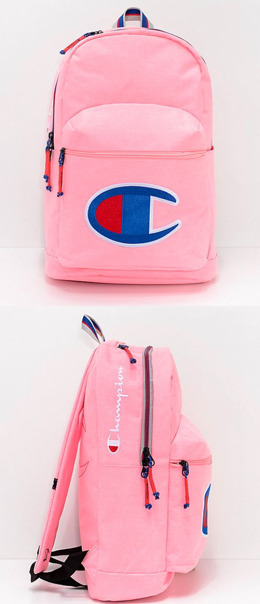 15944c5540 Champion Supercize Pink Backpack