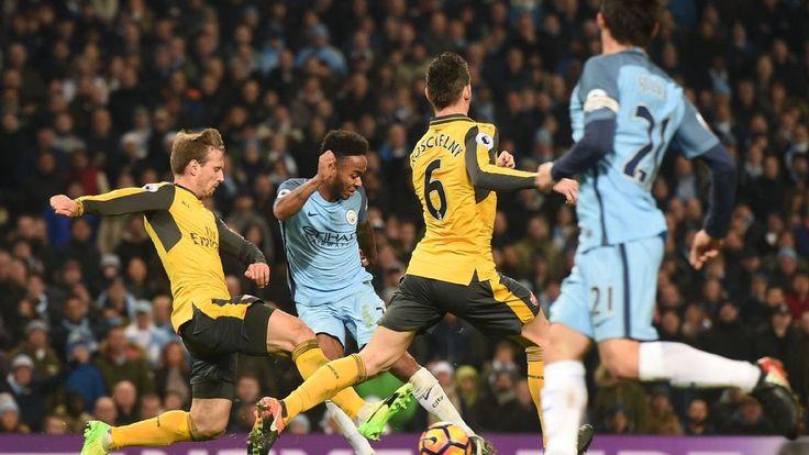 Manchester City-Arsenal 2-1: Pep la vince nella ripresa - http://www.contra-ataque.it/2016/12/18/manchester-city-arsenal-cronaca-tabellino.html