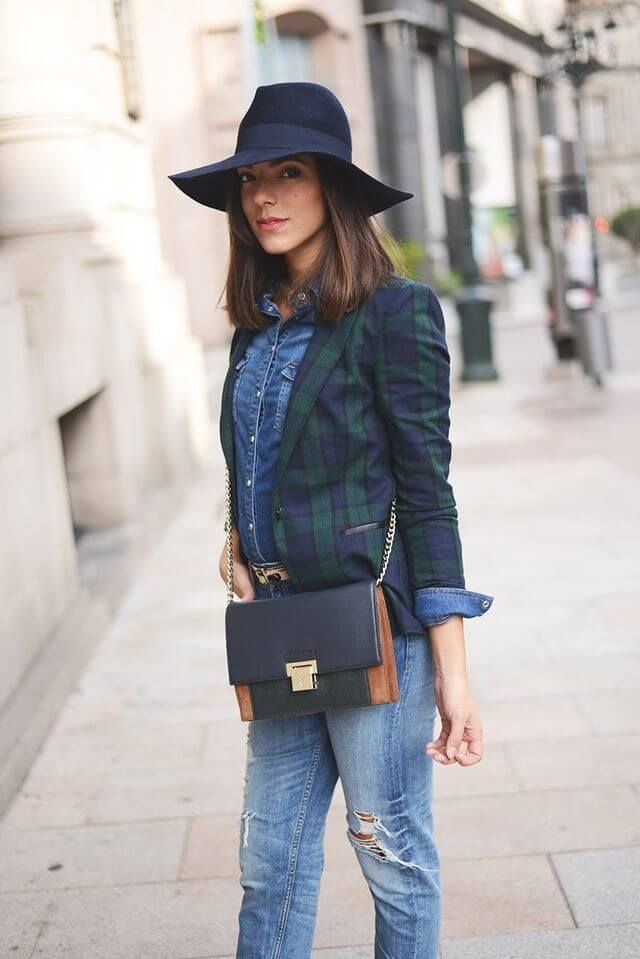 27 Stylish Hat Inspirations For This Fall