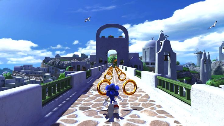sonic generations backround: Full HD Pictures, Stansfield Edwards 2017-03-02