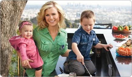 Hollywood Girl Alison Sweeney Dishes to Glamamom About Exercise, Eating Healthy and the Beloved Sami Brady