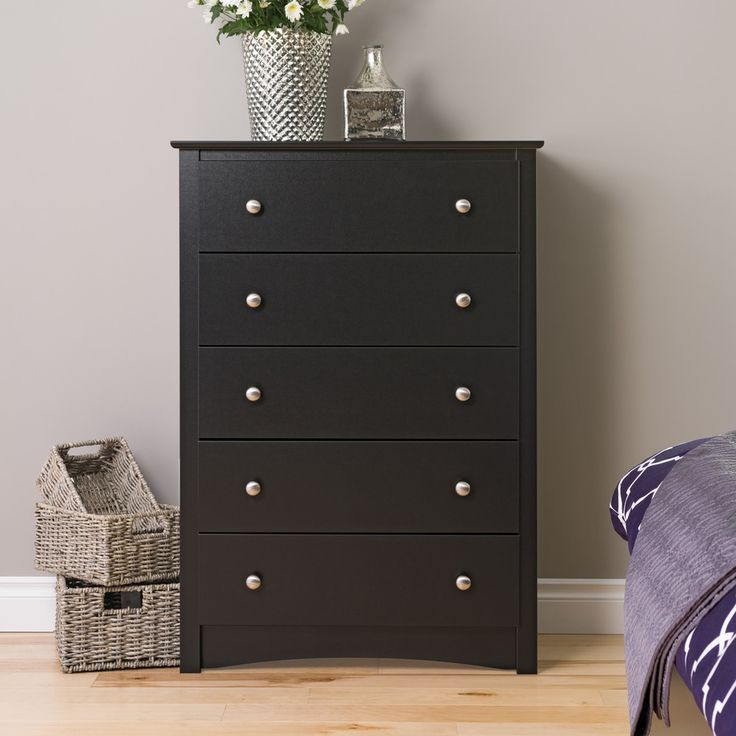 Sonoma Five-drawer Chest - 932786 - Overstock - Great Deals on Sonoma Dressers - Mobile