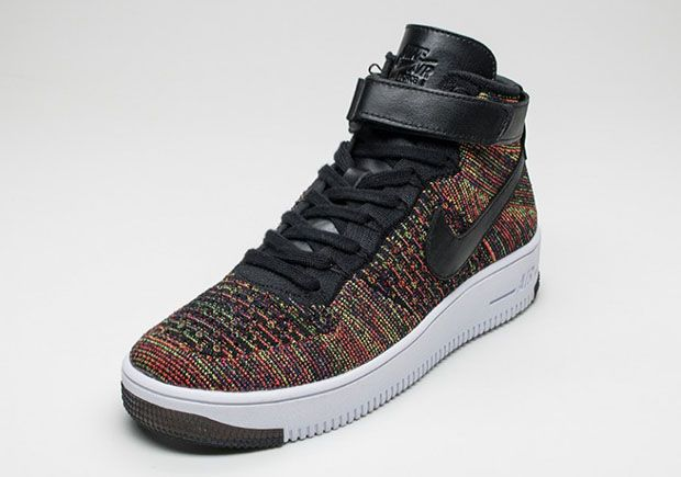 First Look At The Nike Air Force 1 Ultra Flyknit Multicolor 2.0