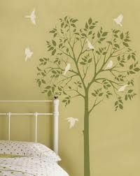 mural ideas tree
