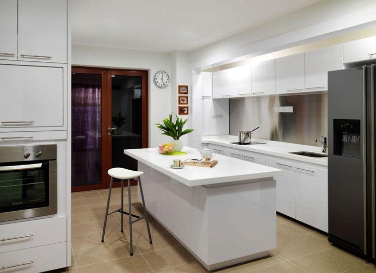 Springleaf, Traditional Landed House, Kitchen Interior Design