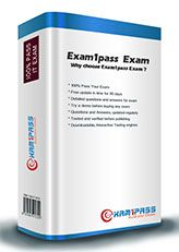 The best IT certification material provider covers thousands of Certification Exams, such as EMC, Cisco, CCNA, CompTIA, Oracle, IBM, MCSE, Avaya and other vendors. Our slogan is Exam One Pass! Visit our website: exam1pass.com