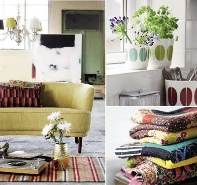 Home Decor Catalog in Country Style Classic Casual