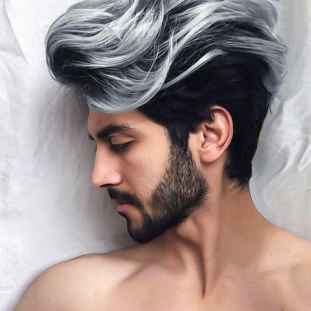 Omedberwarii Ommeeed Instagram Fotos Und Videos Men Hair