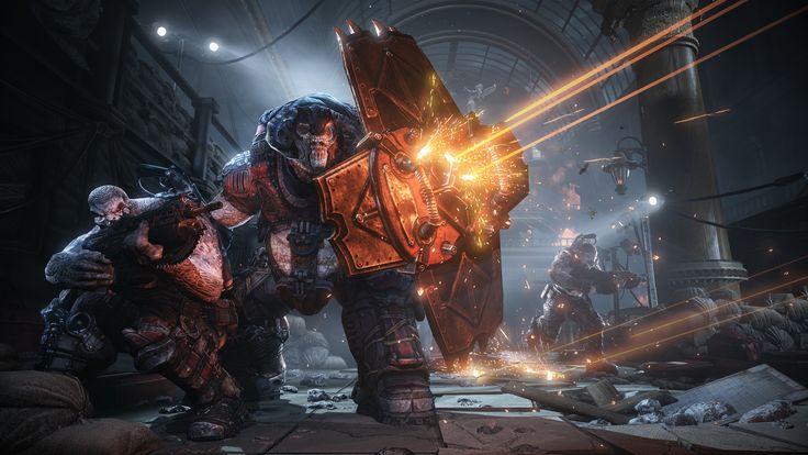 Análise – Gears of War: Judgment – Mais tiros, menos caminhada porra!