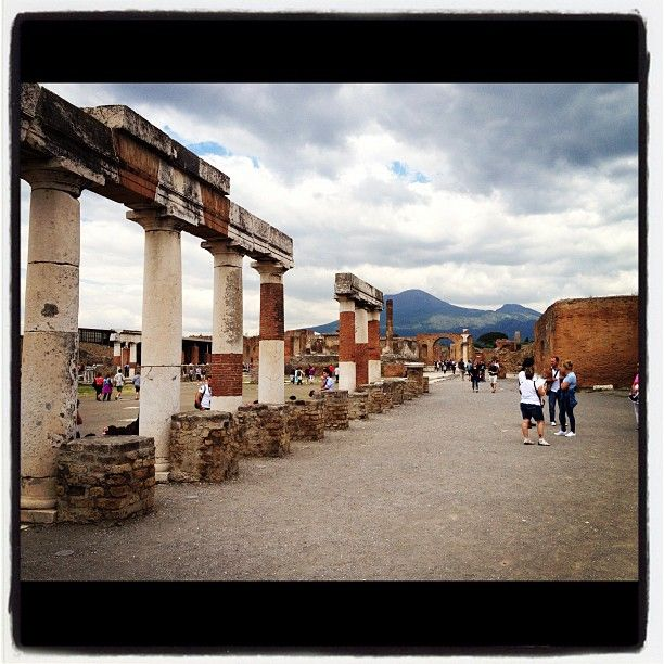 Pompei in Pompei, Campania