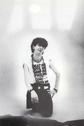 Picture of Marc Almond — 1983