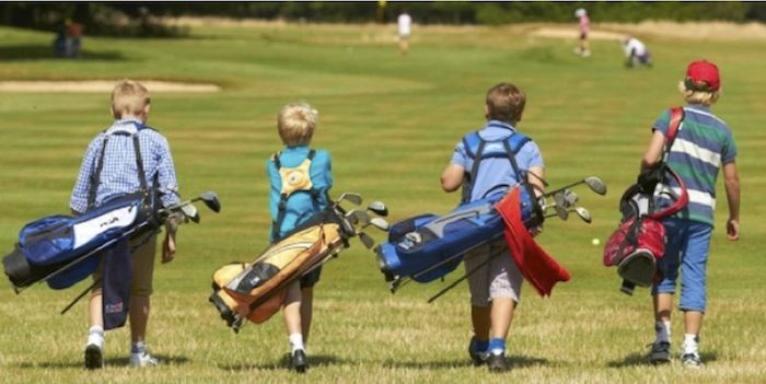 10 Reasons You Should Get Your Kids into Golf Today!