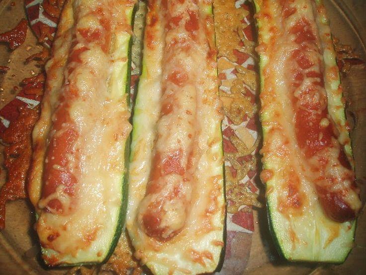 Mincir avec thermomix - Spécial régime DUKAN : Hot dog à la courgette - DUKAN