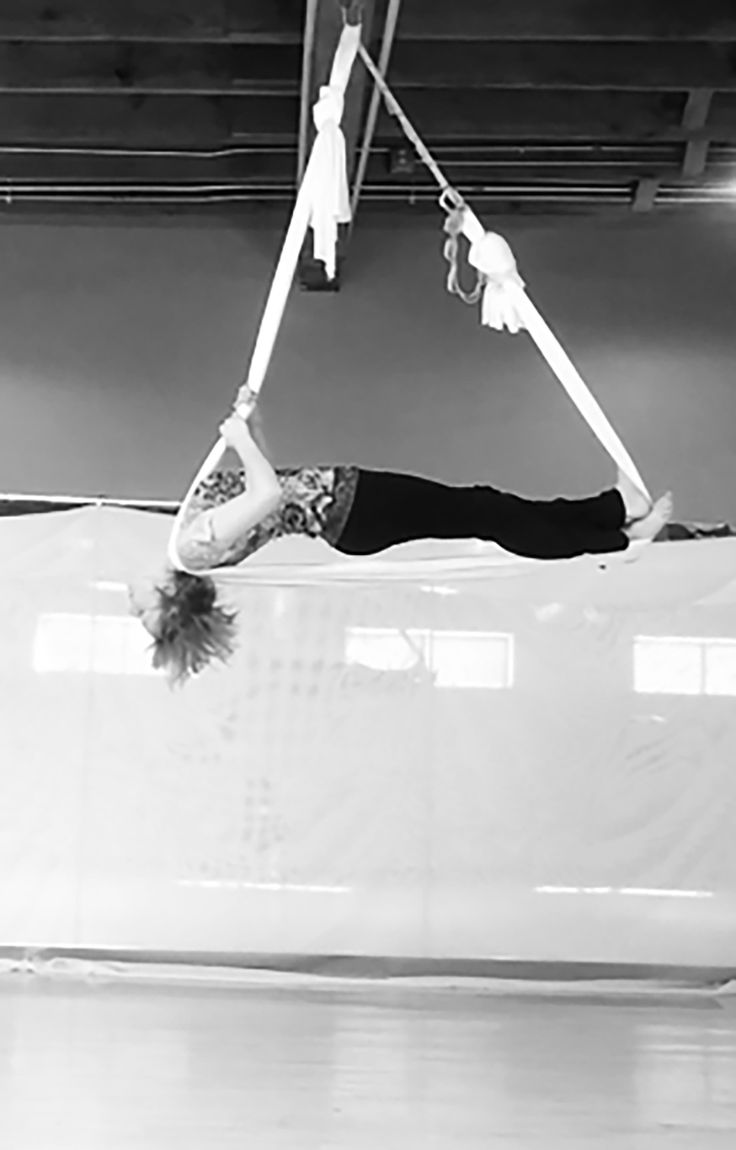Coffin Pose. Aerial Play and fitness. http://www.twincitiesaerialyoga.com/#about