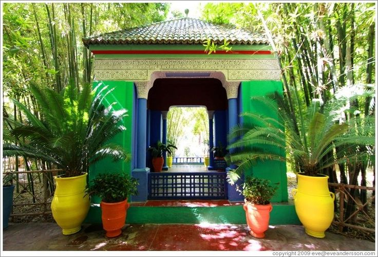 10 Best Images About Majorelle Gardens Marrakech On