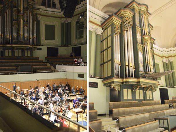 Dublin: National Concert Hall