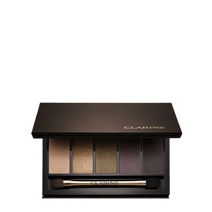 5-Colour Eye Palette Pretty Night - Clarins
