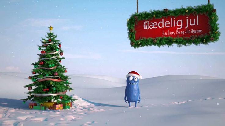 Et hjerteligt ønske om en glædelig jul, kære Lonnie og Mogens