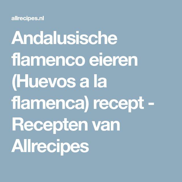 Andalusische flamenco eieren (Huevos a la flamenca) recept - Recepten van Allrecipes