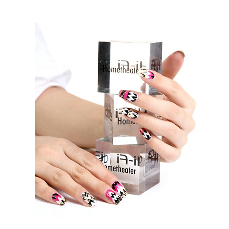 The most simple to use method of creating wonderful  and stunning designs,they are one of the easiest, quickest,  instant nail art products to use on the market! Take a beautiful experience with the hottest nail art stickers trend.  These wonderful nail art stickers.  view http://www.amazon.com/gp/product/B00H48UL6E