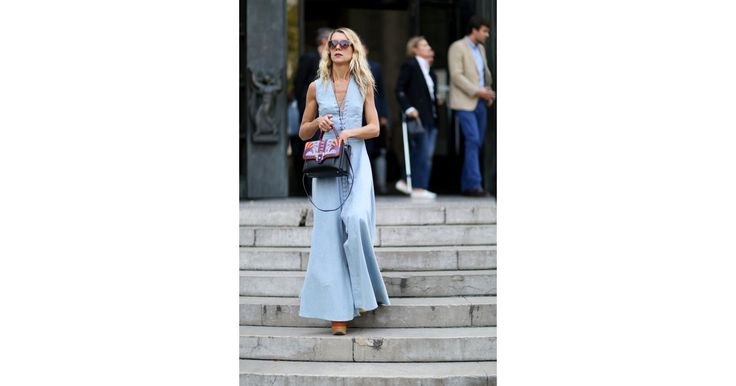 Wide-Leg Pants Look Totally Cool