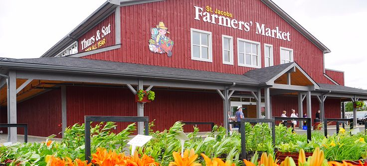 Are you interested in a trip to St.Jacobs? The Farmers' Market, fresh produce, meats, cheese, baking, crafts, home décor, furniture, clothes, tools and local delicacies like summer sausage and pure maple syrup. for more info on dates and the itinerary, click on the photo or visit mapleleaftours.com