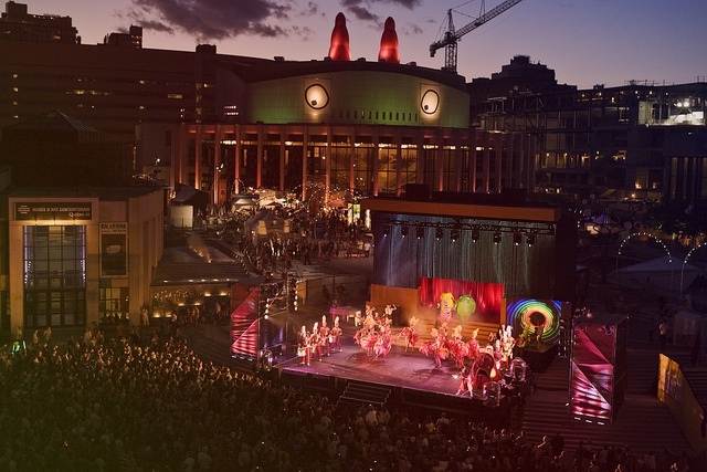 Just for Laughs Festival in Montreal.